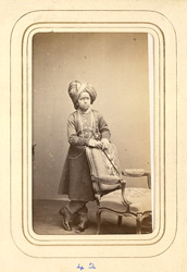 MYSORE: Younger Prince of Mysore.